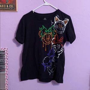 Disney Halloween tshirt
